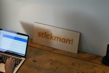 Pics of our new Stickman HQ!