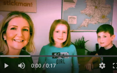 Meet the mini Stickman team! (17 second VIDEO)