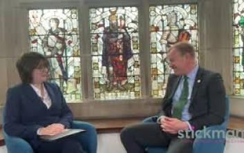 VIDEO: Stickman talks to Head of The King's School Chester, George Hartley, about why he is optimistic about the future of independent schools, and the importance of marketing