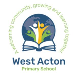 West Acton Primary School logo