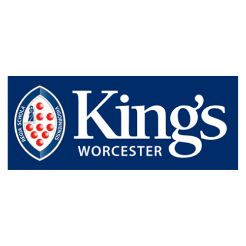 King's Worcester logo