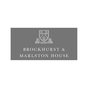 Brockhust & Marlston House logo