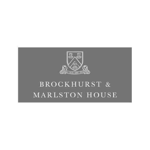 Brockhust & Marlston House logo