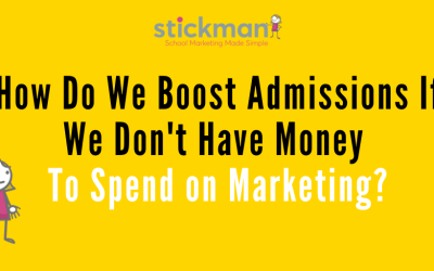 How To Boost Admissions With Zero Budget