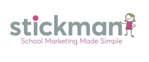 Stickman School Marketing Logo