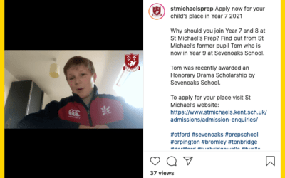Read How St Michael's Prep is Showcasing Past Pupils in its Marketing