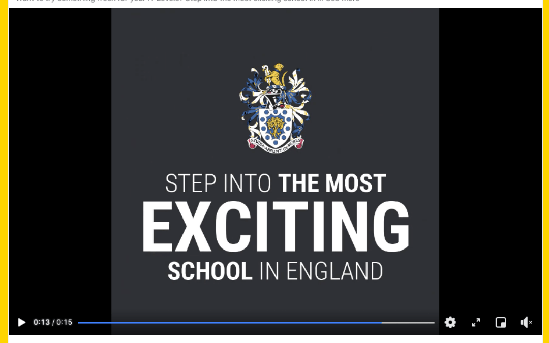 Have You Seen What 'The Most Exciting School in England' Is Doing?
