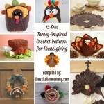 12 Free Turkey-Inspired Crochet Patterns for Thanksgiving