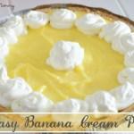 Banana Cream Pie (The Easy Version)
