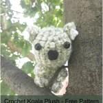 Crochet Koala Plush – Free Pattern