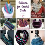 20 Free Patterns for Crochet Cowls