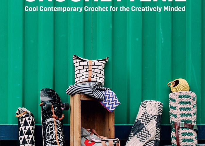Crochetterie: Cool Contemporary Crochet for the Creatively-Minded – Book Review