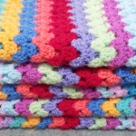 Attic 24 Granny Stripe Blanket And Edging Tried And Tested Thestitchsharer