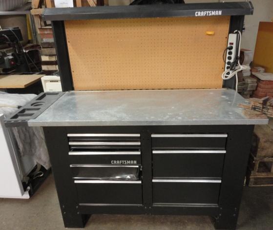 Craftsman Tool Bench Drawers