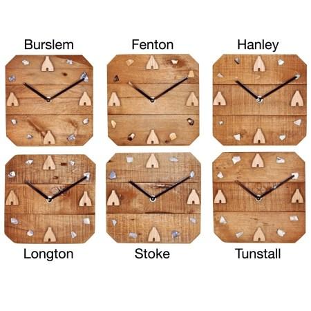 Kiln Clocks