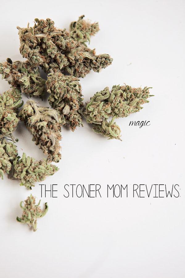 "marijuana strain ""magic"""