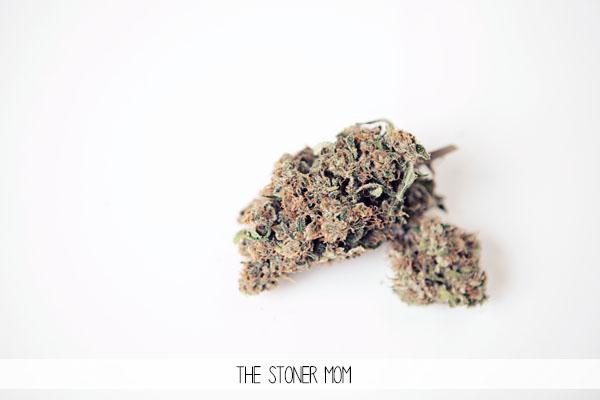 Pot strain snowcap