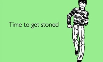 Motivational Monday! Nah, Fuck it, It's 420!