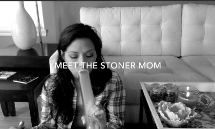 The Stoner Mom Show: In Which The Stoner Mom Explains Herself