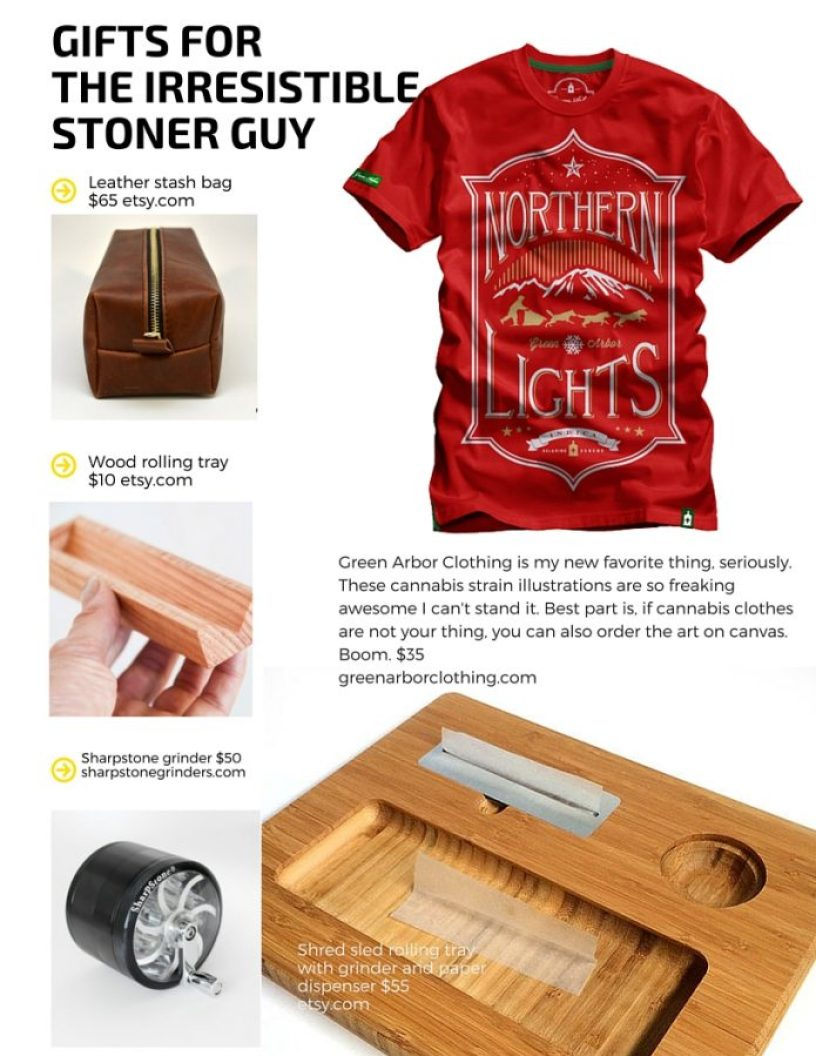 The Stoner Mom Holiday Gift Guide