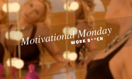 Motivational Monday: My Stoner thoughts on Britney Spears