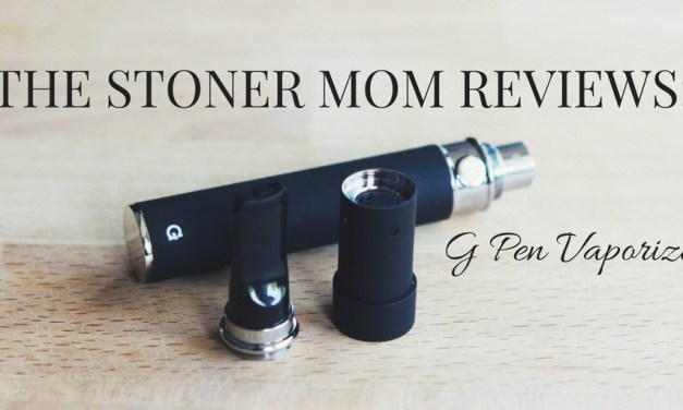 Stoner Gear: G Pen Vaporizer Review