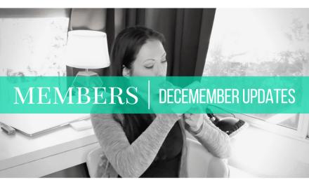 MEMBERS   Stoner Session   December Updates