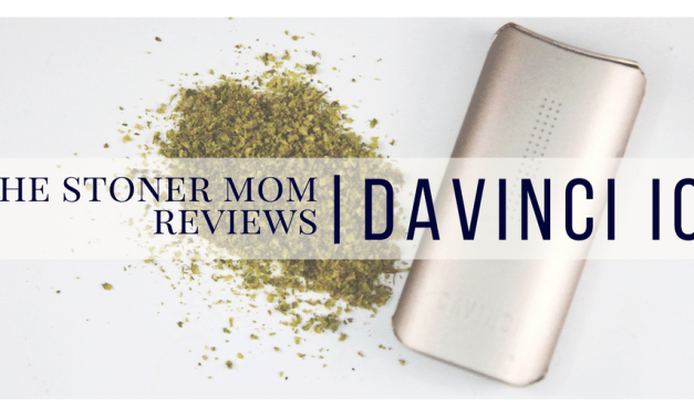 DaVinci IQ Demo + Review | The Stoner Mom Reviews