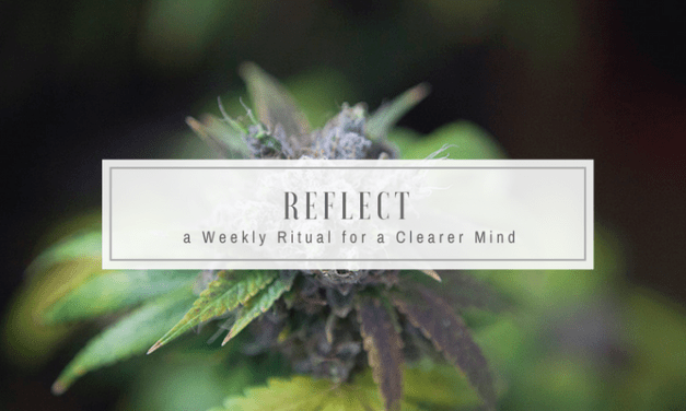Reflect | A Weekly Ritual for a Clearer Mind