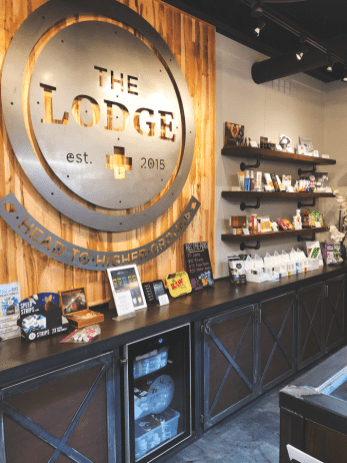 The Lodge Dispensary in Denver Colorado
