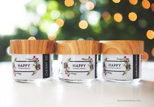 holiday happy flower 3w