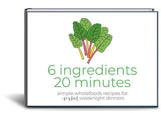 6-Ingredients 20-Minutes