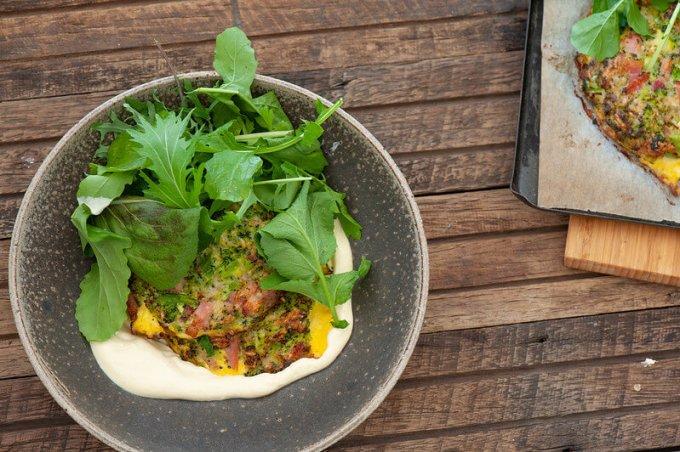 Beautiful Broccoli Burgers Laptrinhx News