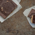 Chocolate Peanut Butter Thins
