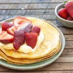 Everyday Almond Pancakes