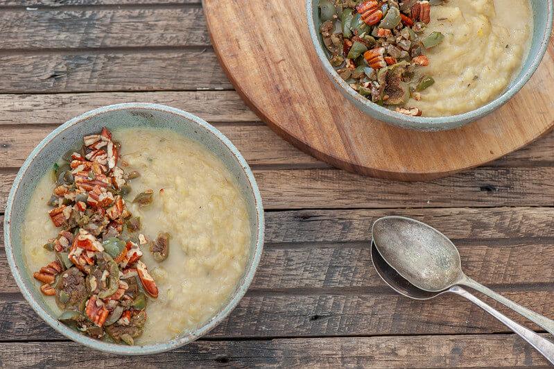 Longevity Leek Soup