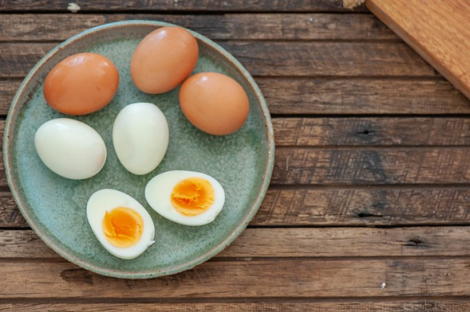Reliable Boiled Eggs