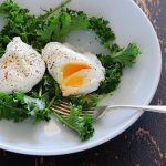 Simple Foolproof Poached Eggs