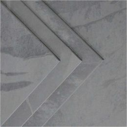 grey Brazilian brushed antique slate tiles