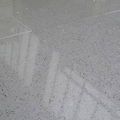 Grey Polished Quartz