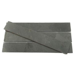Grey Brazilian Riven Slate Strips
