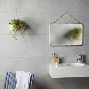 Melbourne Porcelain Argent Contemporary Bathroom Tiles