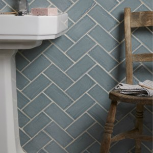 Seaton Ceramic Rock Pool Bathroom Wall Tiles