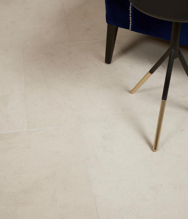 Swanage Limestone Honed Finish stylishy finishing a room