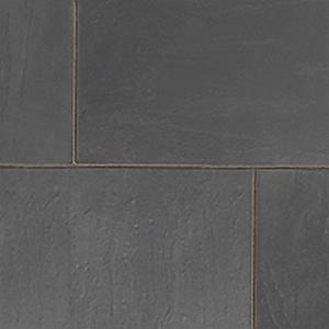 natural Black slate paving tiles
