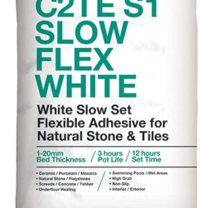 tile and natural stone adhesives