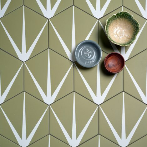 porcelain wall or floor tiles