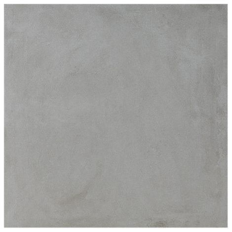 Light Grey single porcelain floor tile