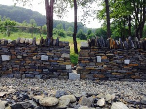 Master Feature: Dry Stone Squeeze Stile