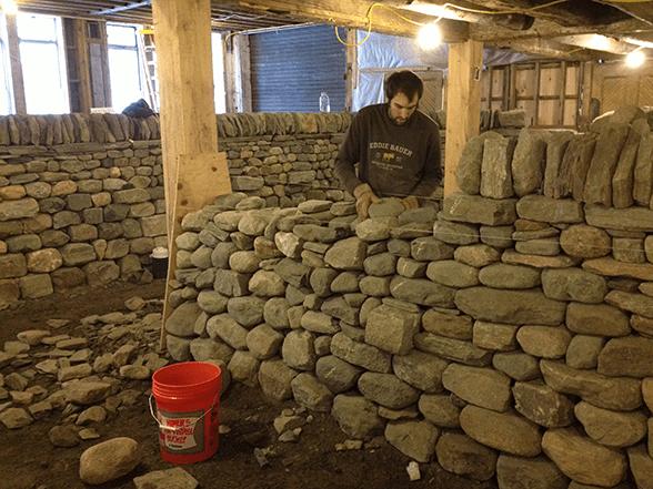 Level 1 Pre-Test in Progress at The Stone Trust Center